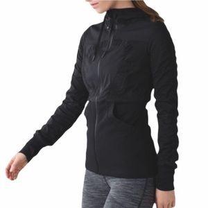 Lululemon Dance Studio Jacket III Black Size 6